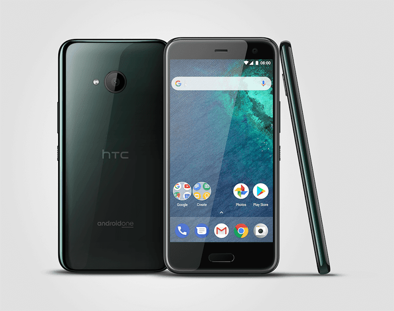 HTC U11 Life in Sense or Android One versions now official too!