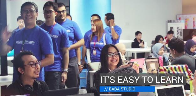 Kursus Online Babastudio