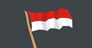 Subhanallah... Merah Putih Adalah Bendera Rasulullah SAW, Begini Ulasan Sejarahnya