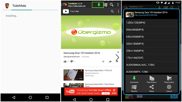 Cara Download Video dari Youtube dengan aplikasi