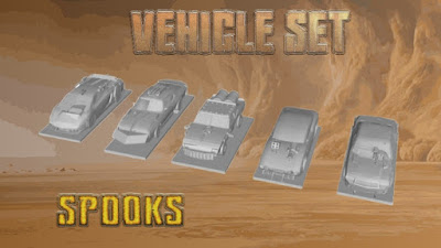 The Vehicle Sets (STL Files) picture 9