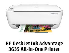 HP DeskJet Ink Advantage 3635 Driver & Software Free Download