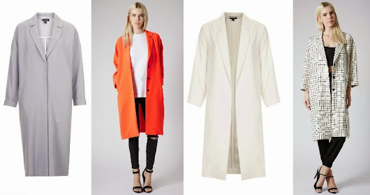 Trend spotted | Long coats