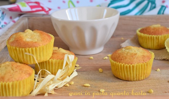 Pineapple cocconut breakfast cakes