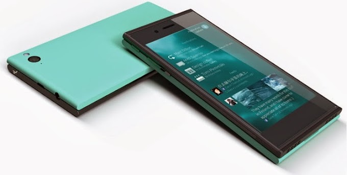 Jolla Smartphone - Video Review