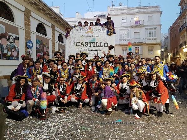 El Coro Mixto de San Fernando participará en el COAC 2019 bajo el nombre de 'Al Oeste de Cádiz'