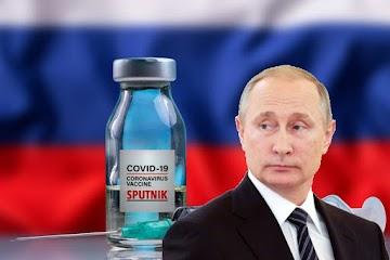 Mais da metade da população não quer ser vacinada contra a covid-19 na Rússia, diz pesquisa
