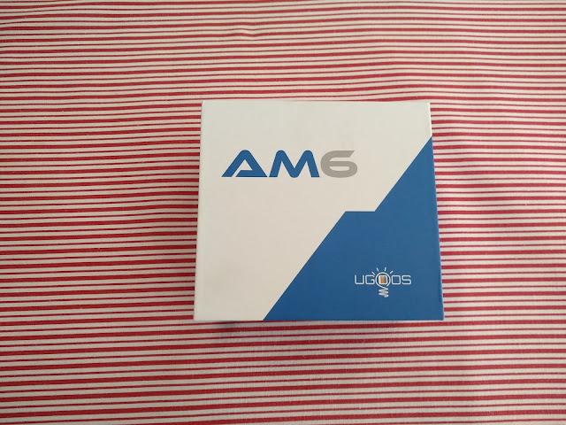 Ugoos AM6 Box TV - Review