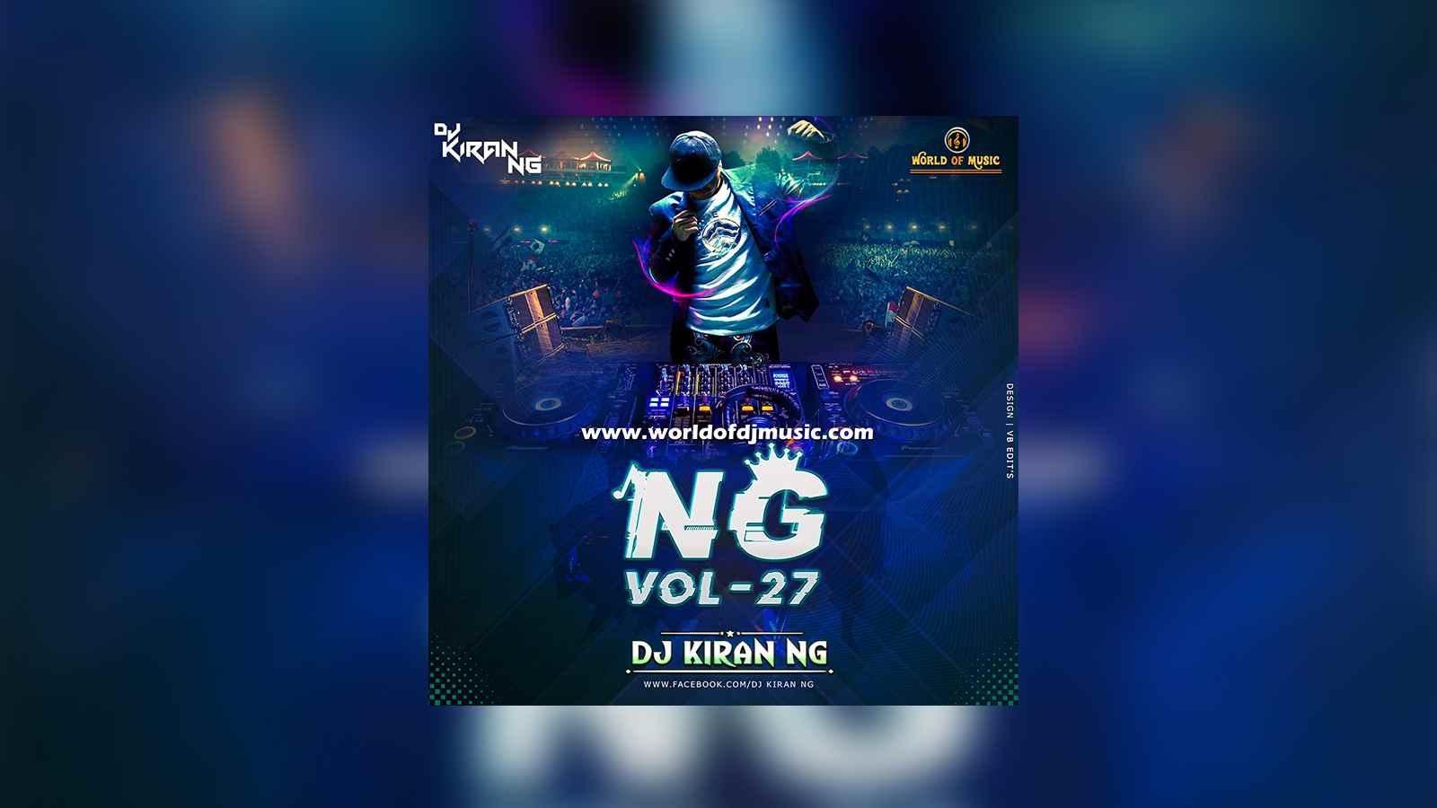 Naam Mera Premkali (Remix) - Dj Kiran NG