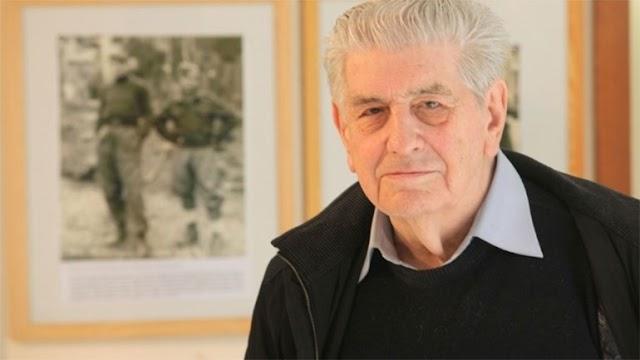 Πέθανε ο χαράκτης και λογοτέχνης Γιώργος Φαρσακίδης