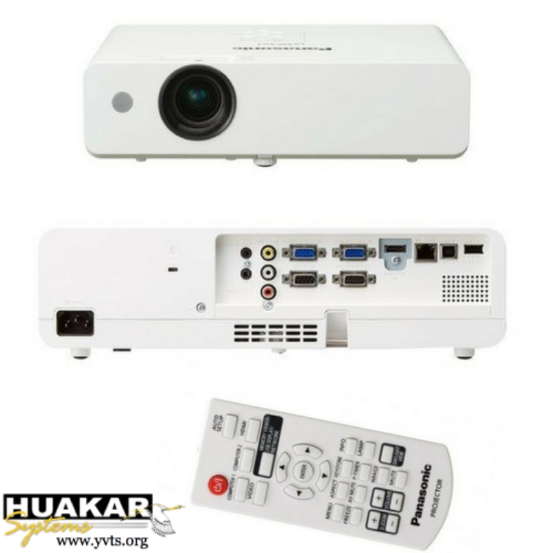 HS-VP1001 - Video Proyector Panasonic PT-LB412 XGA 4100 Lumens