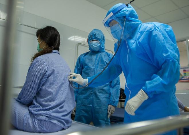 Nữ điều dưỡng mắc Covid-19 từng chăm sóc bệnh nhân 935