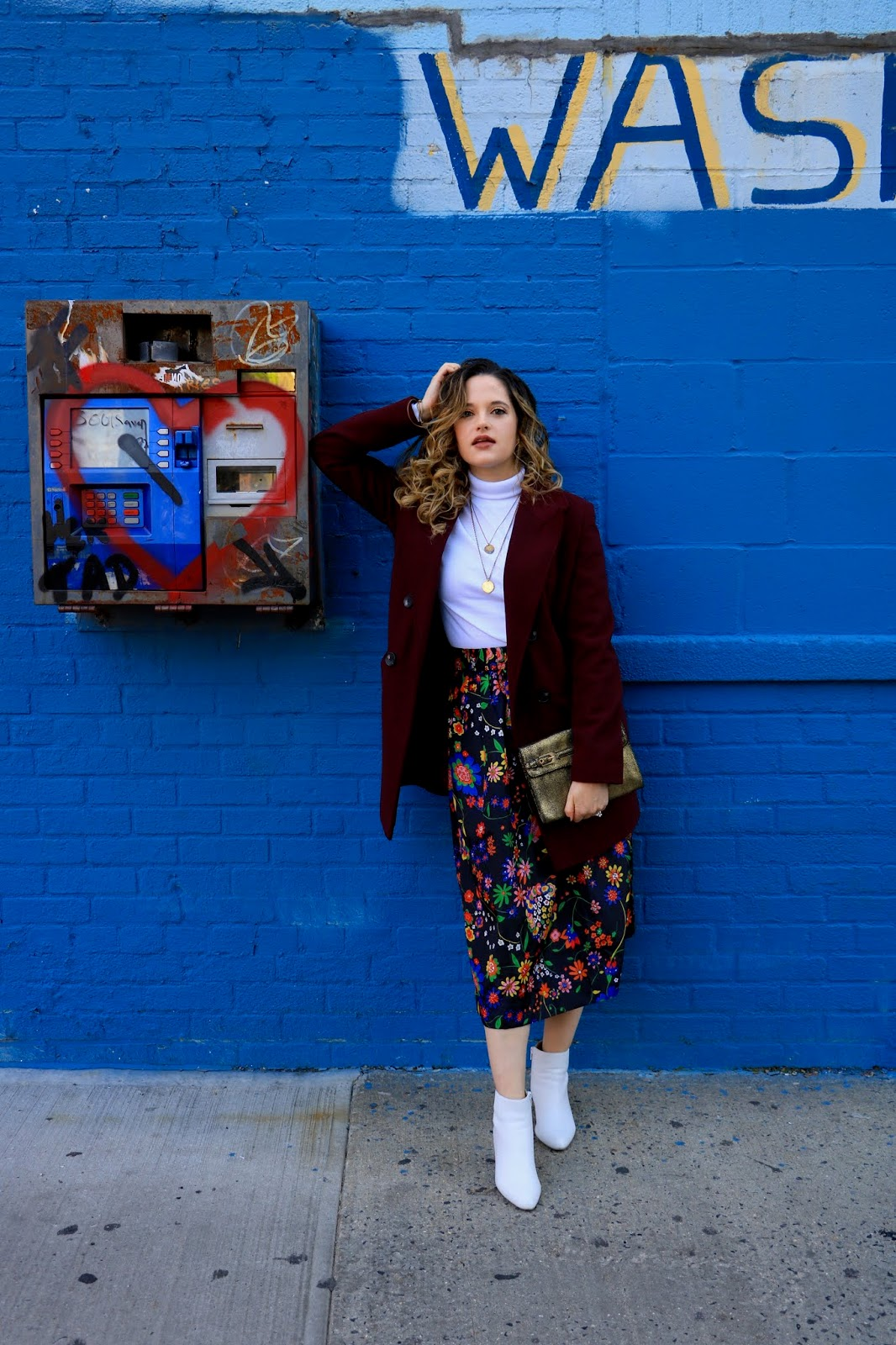 Nyc fashion blogger Kathleen Harper's fall outfit ideas.
