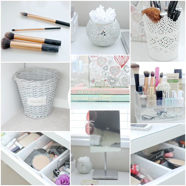 apartment setup ideas pictures - My Dressing Table Set up UK Family & Lifestyle Blog