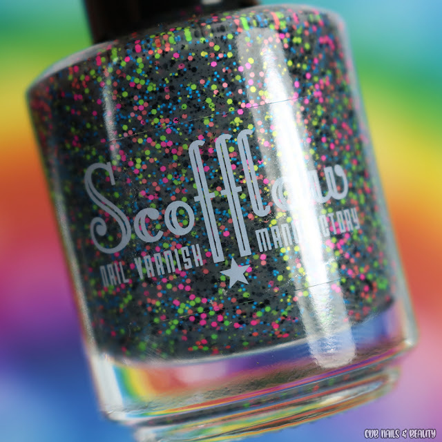 Scofflaw Nail Varnish-Horse Of A Different Color