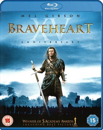 Braveheart 1995 Dual Audio Hindi Bluray Download