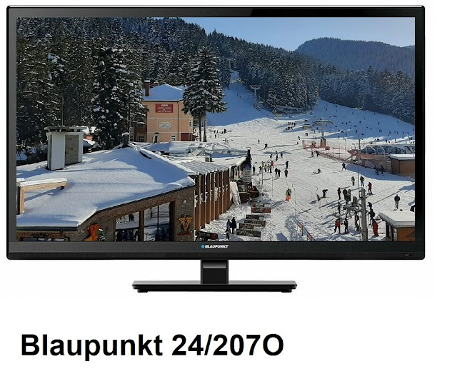Blaupunkt 24/207O TV review