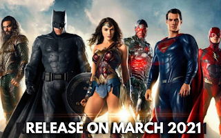 Zack Snyder's Justice League Confirmed To Premiere On March 2021