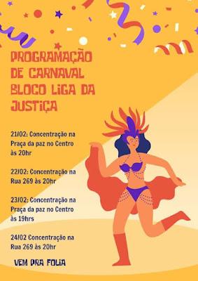 Carnaval 2020 em Itapema