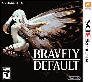 Bravely Default Versión sin censura, 3DS, Español, Mega, Mediafire