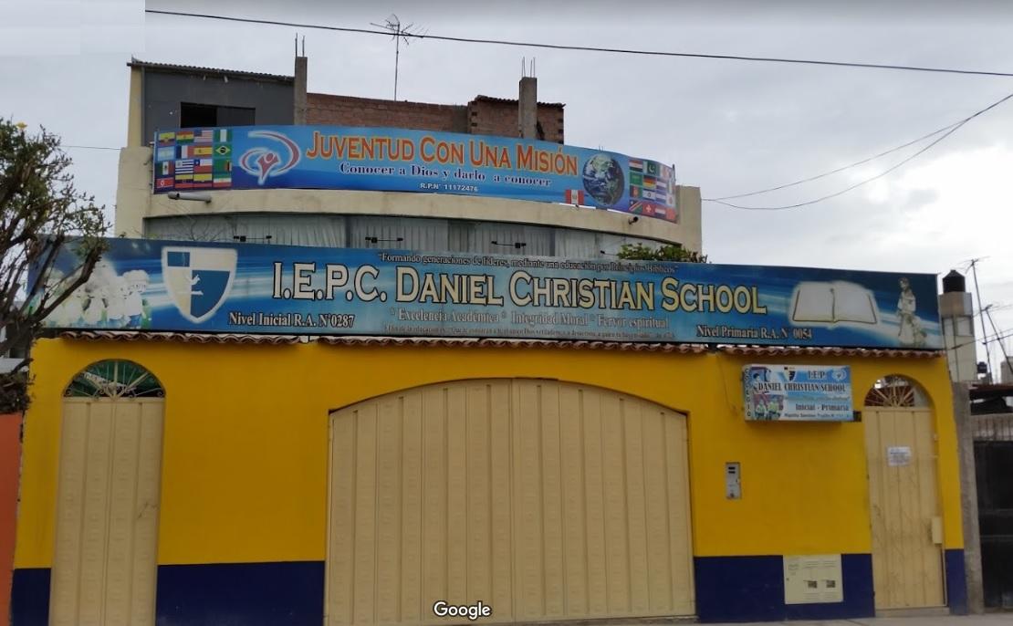 Inicial DANIEL CHRISTIAN SCHOOL - Cerro Colorado