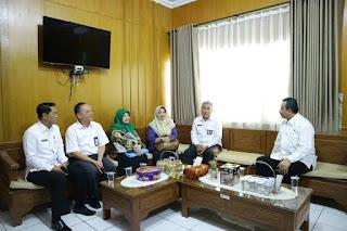 Kunjungan Silaturrahim Team Balai Diklat Keagamaan Bandung