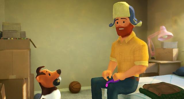 Pixar Out Greg and Jim