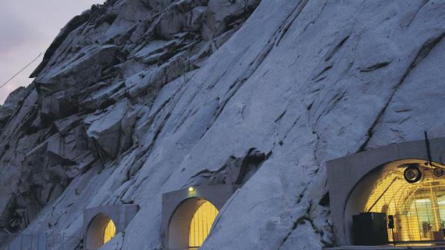 Granite Mt. Mormon Church Records Facility