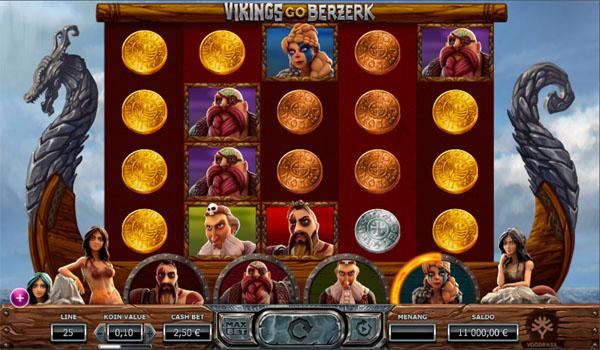 Main Gratis Slot Indonesia - Vikings Go Berzerk Yggdrasil