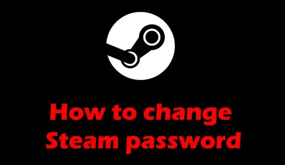 How to change Steam Password or reset it