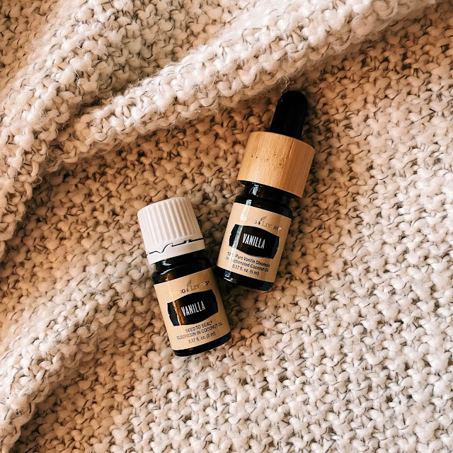 top five essential oils for the Fall season