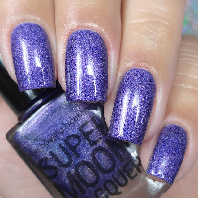 Supermoon Lacquer - Bright as Technicolor