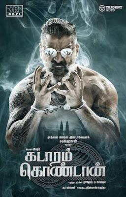 Kadaram Kondan 2019 Tamil 720p WEB-DL 850MB ESubs