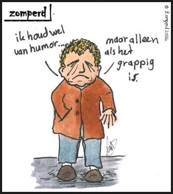 Zomperd - Humor