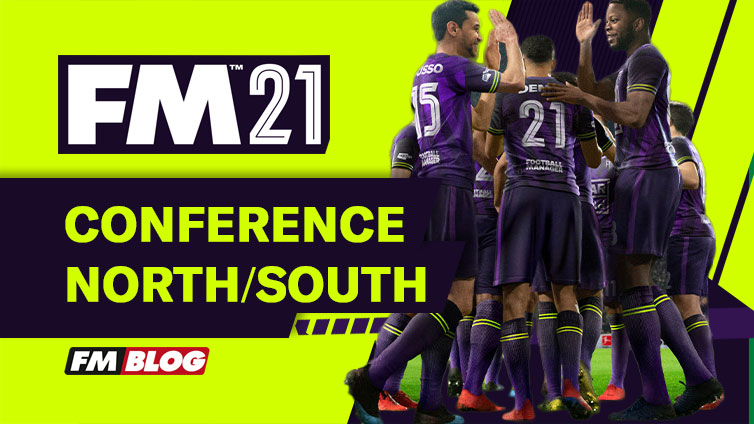 Football Manager 2021 Conference North South