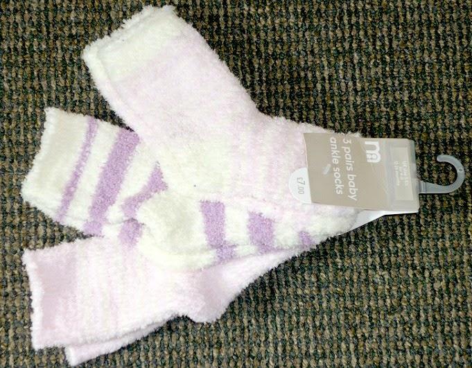 baby fluffy socks