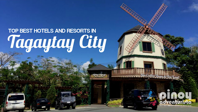 Ultimate List of Hotels in Tagaytay City Cavite Philippines