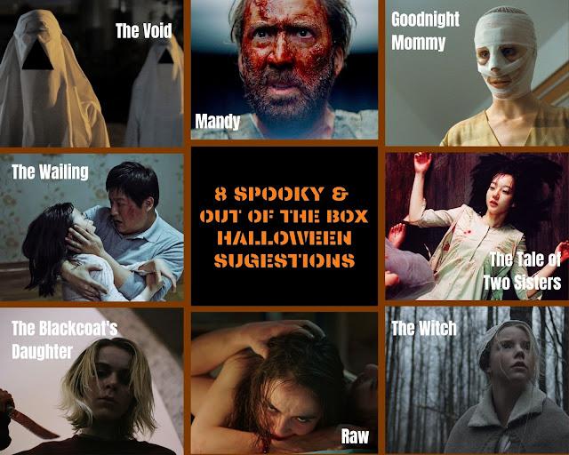 8 Filmes Assustadores Para Descobrir no Halloween....E Que Poucos Viram