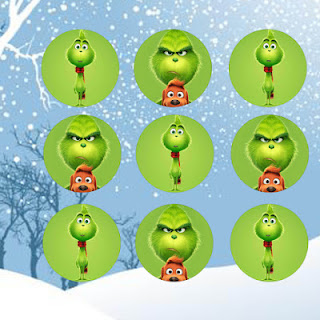 grinch free printables