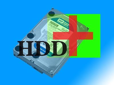 Perawatan Hard Disk Drive Agar Tahan Lama