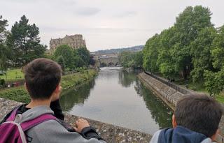Bath es ideal para una escapada desde Londres.