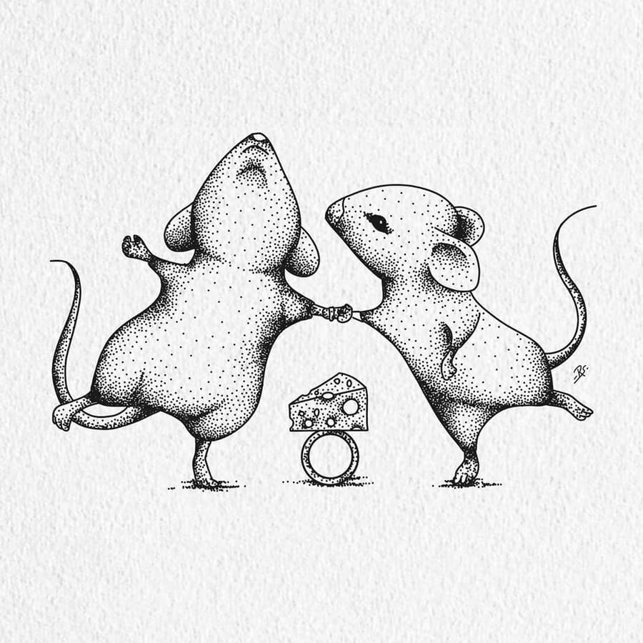 05-A-mouse-celebration-Raghav-Sachdev-www-designstack-co
