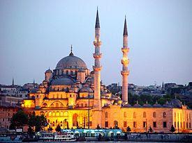 Yeni Cami Turki