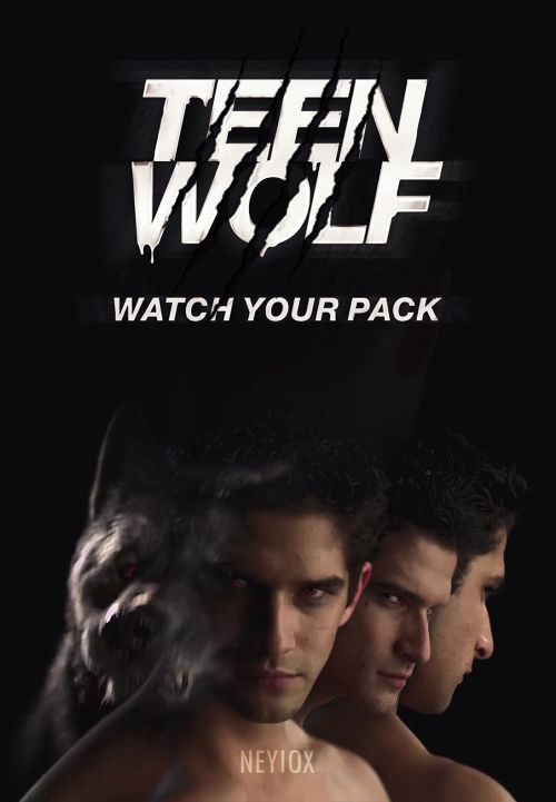 Teen wolf Temporada 6 audio español