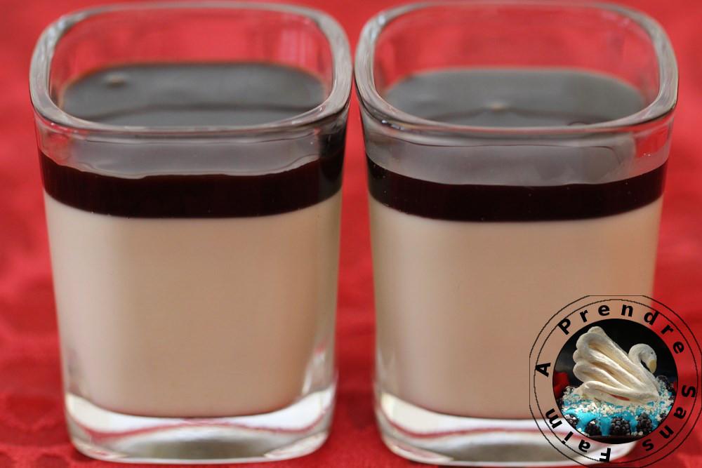 Coulis de chocolat noir