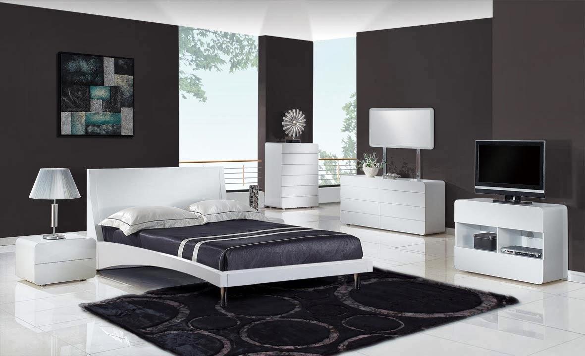 Modern Italian Style Bedroom Ideas