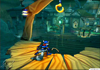 Sly Raccoon (Sly Cooper) (PS2) 2002