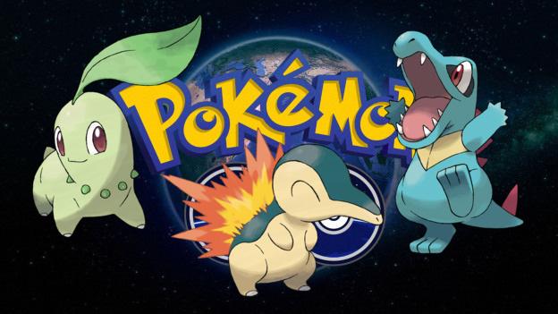 Pokemon Go Generasi Kedua, Monster