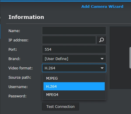 Ip Camera Synology Setup