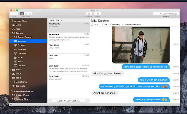 TIỆN ÍCH - Download iExplorer 4 3 - Trình quản lý iPhone, iPod, iPad